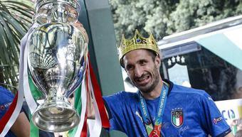 Ngã ngửa Italia vô địch EURO: Chiellini đọc thần chú khiến ĐT Anh thua luân lưu