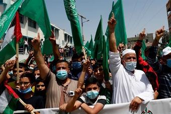 ''Trò chơi vương quyền'' sau cuộc xung đột Hamas - Israel