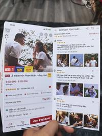 Thiệp cưới phong cách bán hàng trực tuyến ''gây sốt'' cộng đồng mạng