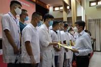 Huy động cán bộ y tế tham gia hỗ trợ phòng, chống dịch COVID-19