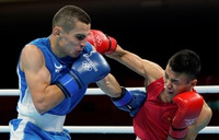 Nguyễn Văn Đương dừng bước trước võ sĩ boxing số ba thế giới