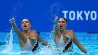 Toàn bộ đội tuyển bơi nghệ thuật Hy Lạp phải cách ly do COVID-19