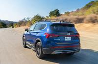 Hyundai Santa Fe 2022 có thêm bản XRT thể thao, giá từ 740 triệu đồng