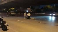 Va chạm với ô tô trên đường Nguyễn Xiển, người đàn ông đi xe máy tử vong