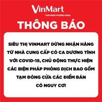 Tạm đóng cửa 8 siêu thị VinMart và 15 cửa hàng VinMart+
