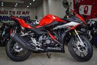 Honda Việt Nam đăng ký bản quyền CBR150R 2021