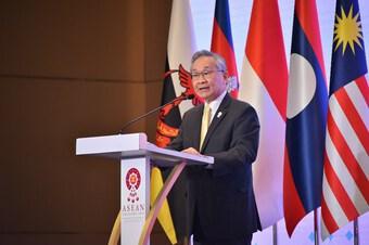 Thái Lan hoan nghênh vai trò của Mỹ trong khu vực ASEAN