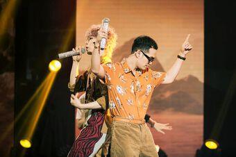 Master Khắc Hưng chia sẻ sau vòng 4 The Heroes: ''Được cháy hết mình với âm nhạc là kỉ niệm tuyệt vời''