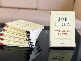Lời gan ruột Tổng thống Mỹ Joe Biden gửi con trai