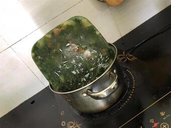 Canh cua 'hàn băng chưởng' của cậu trai mang danh 'tội ác ẩm thực'