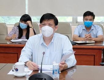 Bộ Y tế đề nghị USAID thúc đẩy việc cung ứng vaccine COVID-19 cho Việt Nam