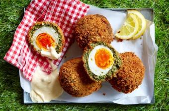 Trổ tài chế biến 5 món trứng nổi tiếng tại nhà