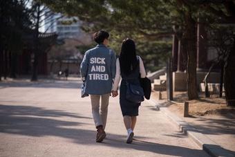 Nhiều người trẻ Seoul không quan hệ tình dục trong hơn 1 năm qua