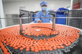 Chile xây dựng nhà máy sản xuất vaccine Coronavac của Trung Quốc