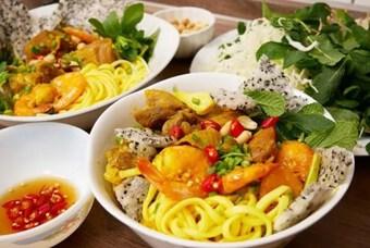 Quảng bá ẩm thực Đà Nẵng trực tuyến cùng người nổi tiếng