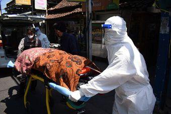 Đây là quốc gia Đông Nam Á đầu tiên có số người chết vì Covid-19 vượt 100.000