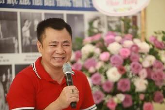NSND Tự Long hát chèo ngọt lịm ủng hộ tinh thần chống dịch