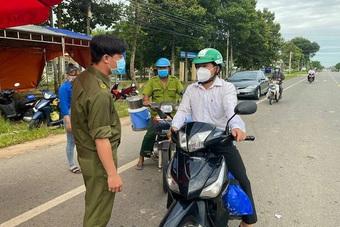 """Tây Ninh quyết tâm chống dịch """"cao hơn, sớm hơn một bước"""""""