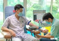 TP.HCM vận động 12.000 người hiến máu nhân đạo trước nguy cơ thiếu máu trầm trọng