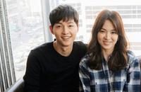 Mâu thuẫn giữa Song Hye Kyo - Song Joong Ki lại ồn ào trở lại sau bình luận: Mong là lần sau anh yêu một cô gái tốt hơn