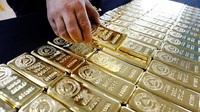 Vàng tiếp đà đi lên, vàng trong nước cao hơn thế giới 6,6 triệu đồng