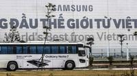 Samsung được kêu gọi sử dụng 100% năng lượng sạch ở Hàn Quốc, Việt Nam