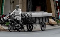 Hà Nội kiểm tra khí thải 5.000 xe máy cũ đang lưu hành từ tháng 9-2021