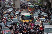 Chuyên gia Na Uy hiến kế cho giao thông Hà Nội