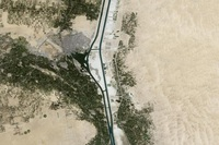 Kênh đào Suez: Tuyến huyết mạch nối liền hai nửa thế giới 150 năm qua