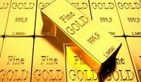 Khởi đầu tuần mới giá vàng đi xuống khi USD hồi phục