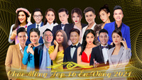 Dàn thí sinh có ngoại hình đẹp, tài năng tham gia cuộc thi MC lớn nhất của đài HTV
