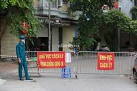 Hà Nội cách ly y tế 900 hộ dân phường Văn Chương liên quan ca mắc COVID-19
