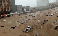 Vì sao Trịnh Châu hứng trận mưa ''nghìn năm có một''?