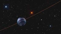 Phát hiện ngoại hành tinh kỳ lạ - nơi ngày và đêm luôn giống hệt nhau