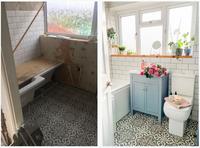 Cặp đôi phá cách, biến ngôi nhà cũ tẻ nhạt thành tổ ấm đẹp như homestay