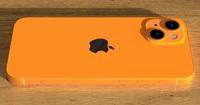 Lộ diện concept iPhone 13 màu cam đẹp mê mẩn, không chói loá mà cực bắt mắt