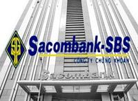Sacombank sẽ thoái vốn tại Công ty Chứng khoán SBS