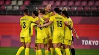 Bán kết bóng đá nữ Olympic Tokyo 2020: Mỹ-Canada, Australia-Thụy Điển