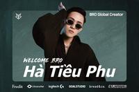 Hà Tiều Phu trở thành nhà sáng tạo nội dung cho Fredit Brion