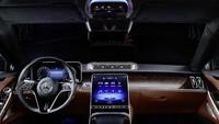 [ẢNH] Mercedes-Benz ra mắt phiên bản bọc thép siêu an toàn của S-Class
