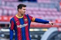CHÍNH THỨC! Lionel Messi chia tay Barcelona