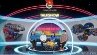 Thành đoàn Hà Nội livestream tuyên truyền bầu cử hút 154.000 người xem