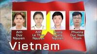 Việt Nam giành 3 huy chương Vàng tại Olympic Hóa học quốc tế