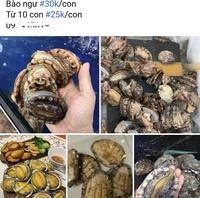 """Các loại hải sản đua nhau giảm giá """"sốc"""", tôm hùm Alaska chỉ từ 349.000 đồng/con vẫn ế"""