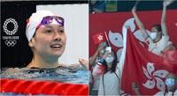 """Vẻ đẹp của """"thiên thần bơi lội"""" mang cú đúp huy chương về cho Hong Kong"""
