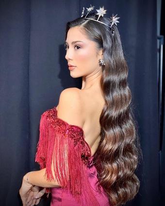 Người mẫu 21 tuổi đăng quang Hoa hậu Argentina