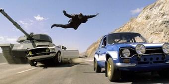 Tuần ''ăn nên làm ra'' của Universal Pictures với Fast & Furious 9