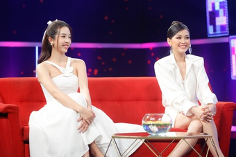Á hậu Diễm Trang trải lòng về tình bạn giữa các người đẹp trong showbiz