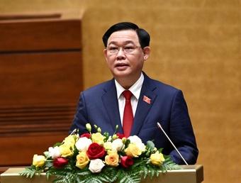 Đề cử ông Vương Đình Huệ làm Chủ tịch Quốc hội khóa mới