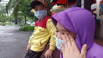 Chia tay Sài Gòn về quê vì Covid-19: Phép màu cho một gia đình ngay trước giờ ''G''